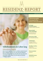 re report 2 07 - Residenz am Dom