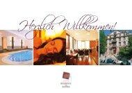 Hotelprospekt - Wellnesshotel Residence Dapper