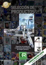SELECCIÓN DE PRODUCTOS - El Chapista
