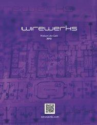 Fiber Optic - Wirewerks
