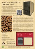 wood burning boiler wood burning boiler - NMBS - Page 2