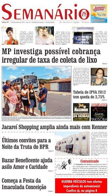Jacareí Shopping amplia ainda mais com Renner - Semanário de ...