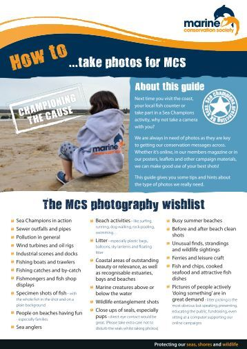 Download - Marine Conservation Society