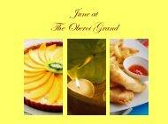 June at The Oberoi Grand - Oberoi Hotels