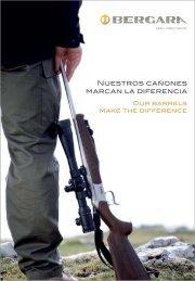 NuESTROS CAñONES mARCAN lA DIFERENCIA - LEADER ...