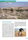 Als Menschenrechtsbeobachterin in der Westbank - Jerusalemsverein - Seite 5