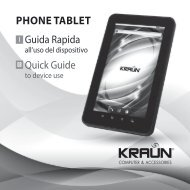 Phone TableT - Kraun