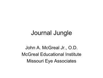 Journal Jungle