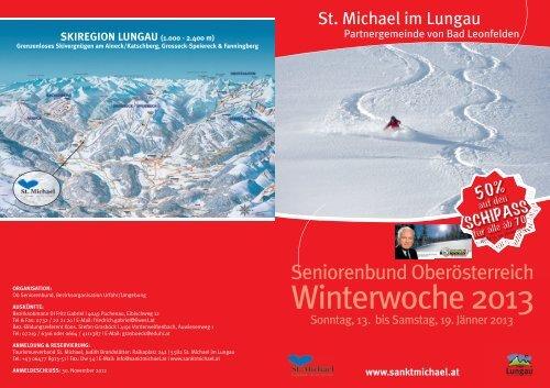 ist der Flyer (Programm) - St. Michael