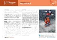 9 Boulters Weir Whitewater Guide - Canoe & Kayak UK