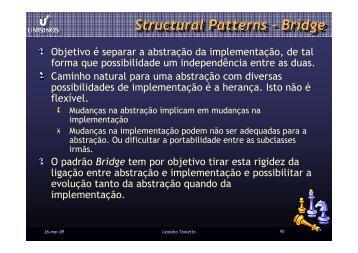 Bridge - Unisinos