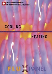 COOLING HEATING - Startec