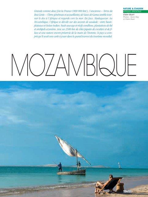 Afrique orientale - Magazine Sports et Loisirs