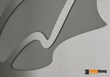 Wall-Panel - WOHLklang RAUMAKUSTIK