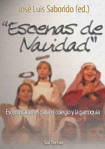 de navidad - Editorial Sal Terrae