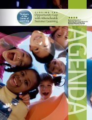 Agenda Book - 2013 National Network Meeting - Statewide ...