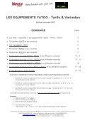 LIDOO Equipement COMPLET - Yatoo - Page 2