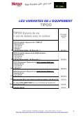 LIDOO Equipement COMPLET - Yatoo - Page 6