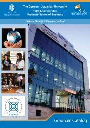 Graduate Catalog 25-11-09 - TAG-Publication