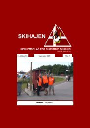 SKIHAJ sep. 03.pdf - Glostrup Skiclub