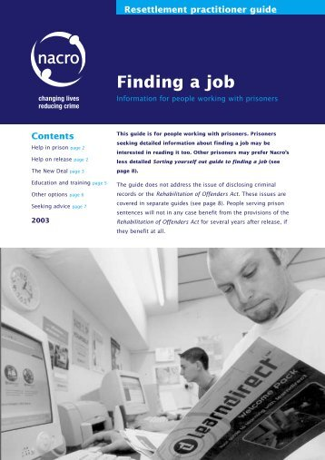 Finding a job pract guide 03 - Young Southampton