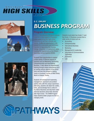 Program Brochure - Employer Registry