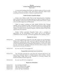 Minutes Urbana-Champaign Senate Meeting May 2, 2011 A ...