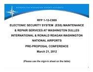 Preproposal Conference Presentation - March 21, 2012