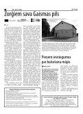 «Zorģiem sava Gaismas pils» (laikraksts «Iecavas Ziņas» 1. un 5 - Page 5