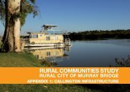 Callington - Rural City of Murray Bridge