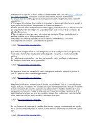 Quelques explications données par le Dr Slim ACHOUR (PDF)