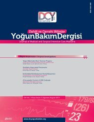 Journal of Medical and Surgical Intensive Care Medicine