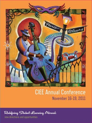 New Orleans Conference Program - Council on International ...