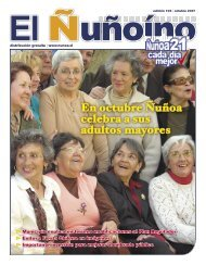 10. 2007 - Municipalidad de Ñuñoa