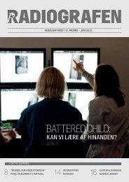 Radiografen 05, juni - Foreningen af Radiografer i Danmark