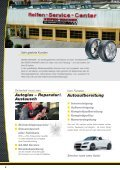 Kfz-Service&Reparatur Alufelgen- reparatur - Reifen Wagner - Seite 2