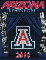 Letter from Head Coach Bill Ryden - University of Arizona Athletics