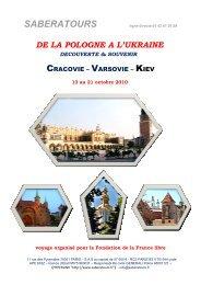 Consulter le programme du séjour - Fondation de la France Libre