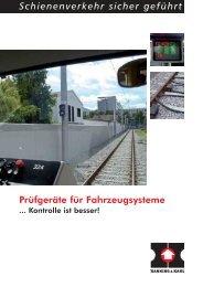 Prüfgeräte für Fahrzeugsysteme - Hanning & Kahl