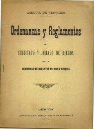 Orionanzas y ReElamentos - Sol-Torres