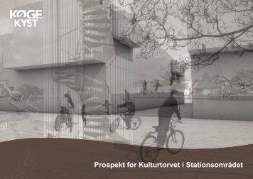 Hent prospekt for Kulturtorvet her - Køge Kyst