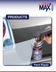 SprayMax Product Catalog - US Chemical & Plastics
