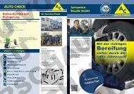 Elektronik Motordiagnose HU (m. integr. AU) - Autoservice Beuditz ...