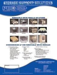 E100 for Web.qxd - Data Storage Solutions