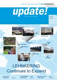 update! - Lehnkering