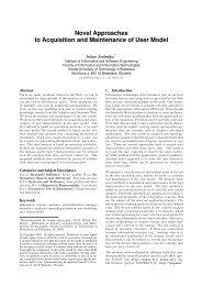 Sémantickej webovej služby kompozície prostredníctvom dotvorby domény