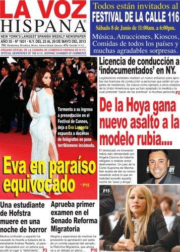 FESTIVAL DE LA CALLE 116 - La Voz Hispana NY