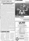 FESTIVAL DE LA CALLE 116 - La Voz Hispana NY - Page 6