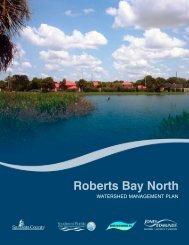 Roberts Bay North Watershed Management Plan - Sarasota ...