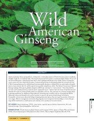 NPJ Fall 2001.final - Native Plants Journal
